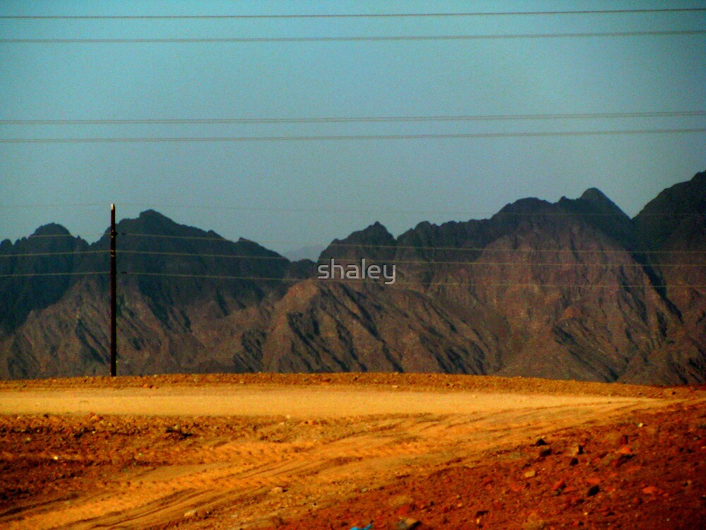 Crossroads by shaley
