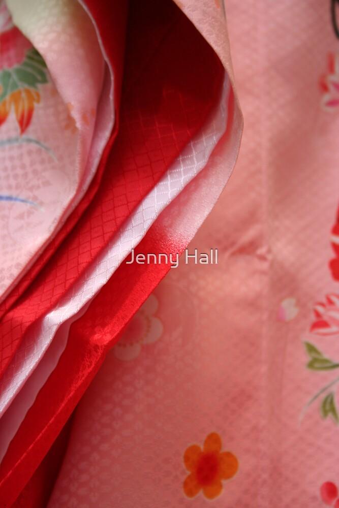 Kimono sleeve by Jenny Hall