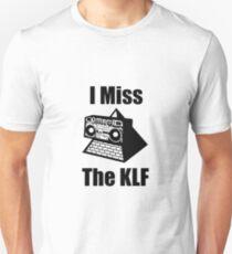 I Miss The KLF - Pyramid Blaster Unisex T-Shirt