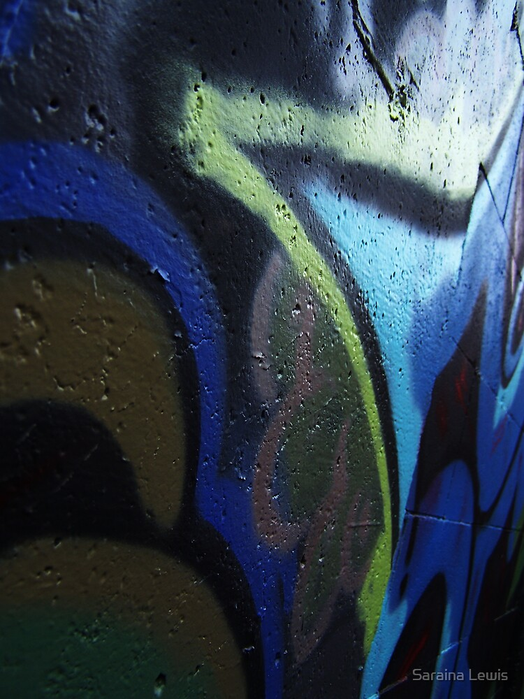 graffiti2 by Saraina Williams