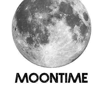 Moontime by goldenlotus