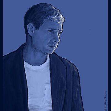Midnight John de bluebell42