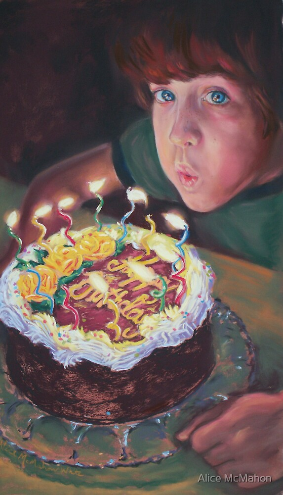 """Birthday"" by Alice McMahon"