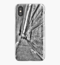 Abercrombie Lane.  iPhone Case/Skin