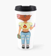 Horse Girl Travel Mug