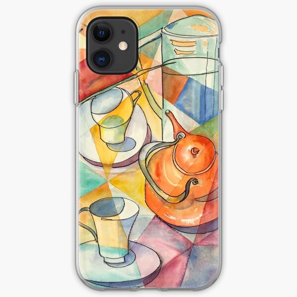 Breakfast Table iPhone Soft Case