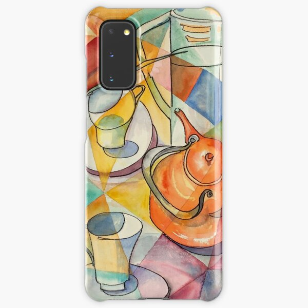 Breakfast Table Samsung Galaxy Snap Case