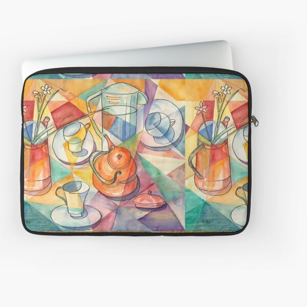 Breakfast Table Laptop Sleeve
