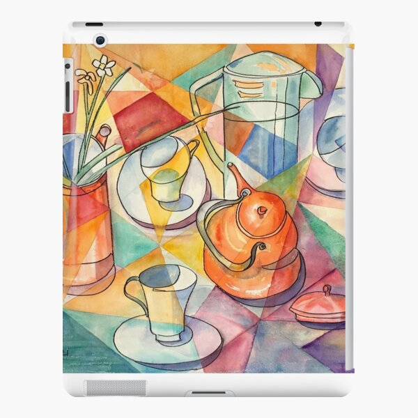 Breakfast Table iPad Snap Case