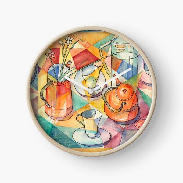 Breakfast Table Clock