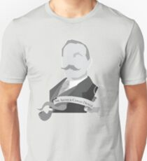 Sir Arthur Conan Doyle Unisex T-Shirt