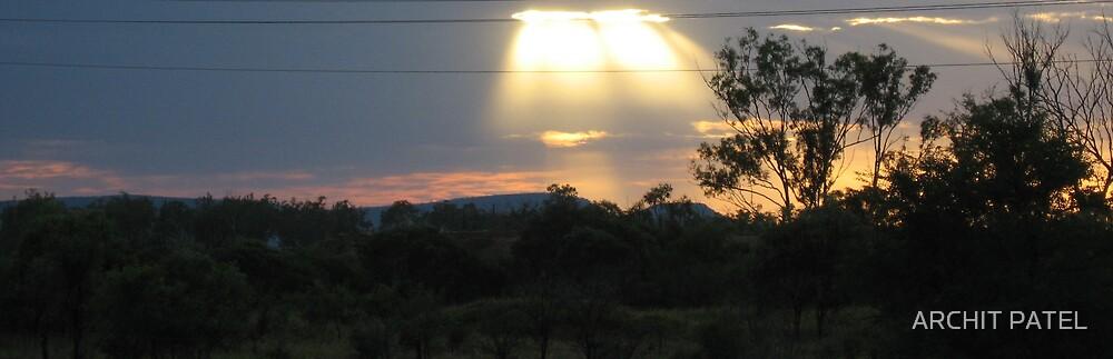 North Goonyella, Moranbah, QLD, Australia by ARCHIT PATEL
