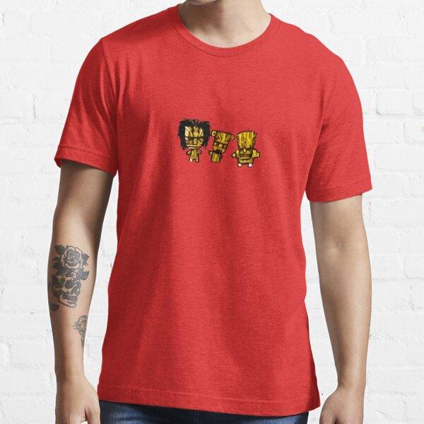 Tiki God Trio Essential T-Shirt