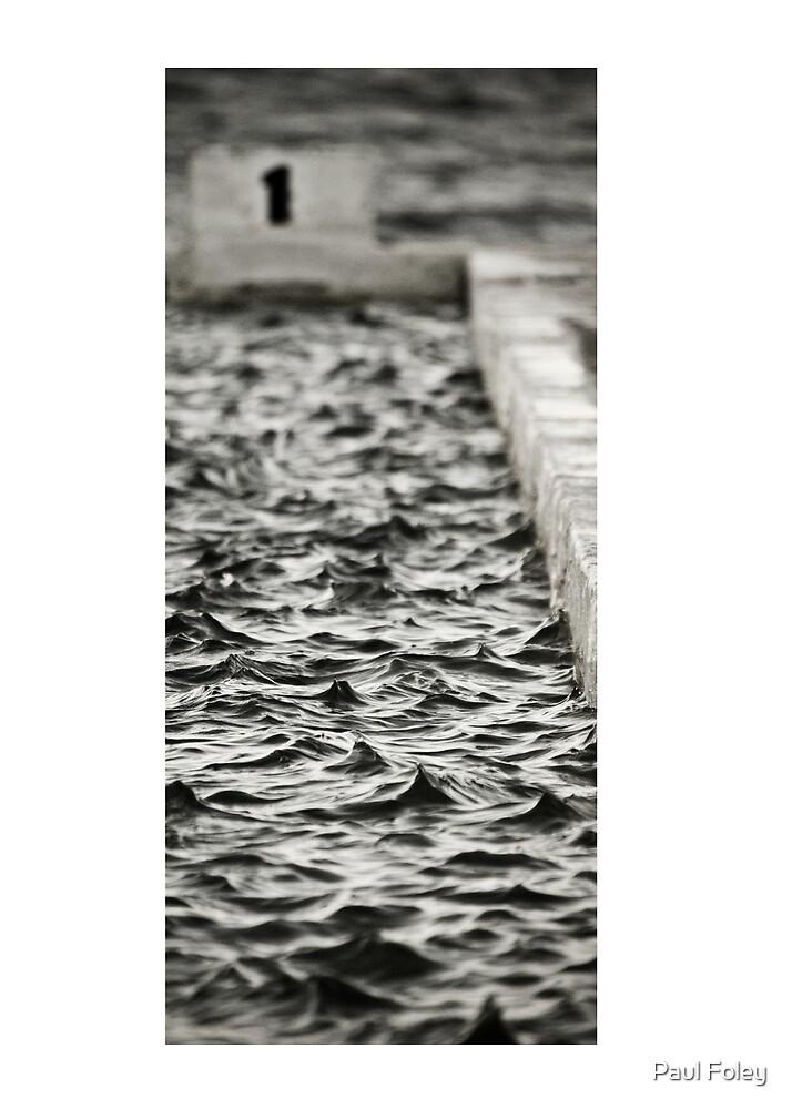 Segment - Merewether Ocean Baths, East Coast Australia by Paul Foley