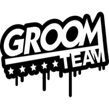 Tshirt Groom Team by filippemoraes