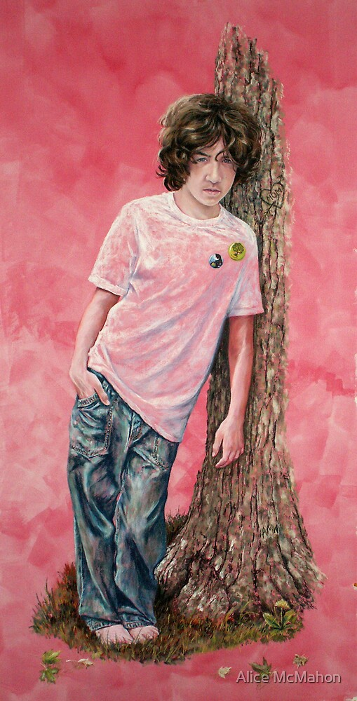 """""""Mother Nature's Son"""" by Alice McMahon"""