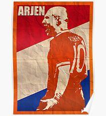 Robben Poster