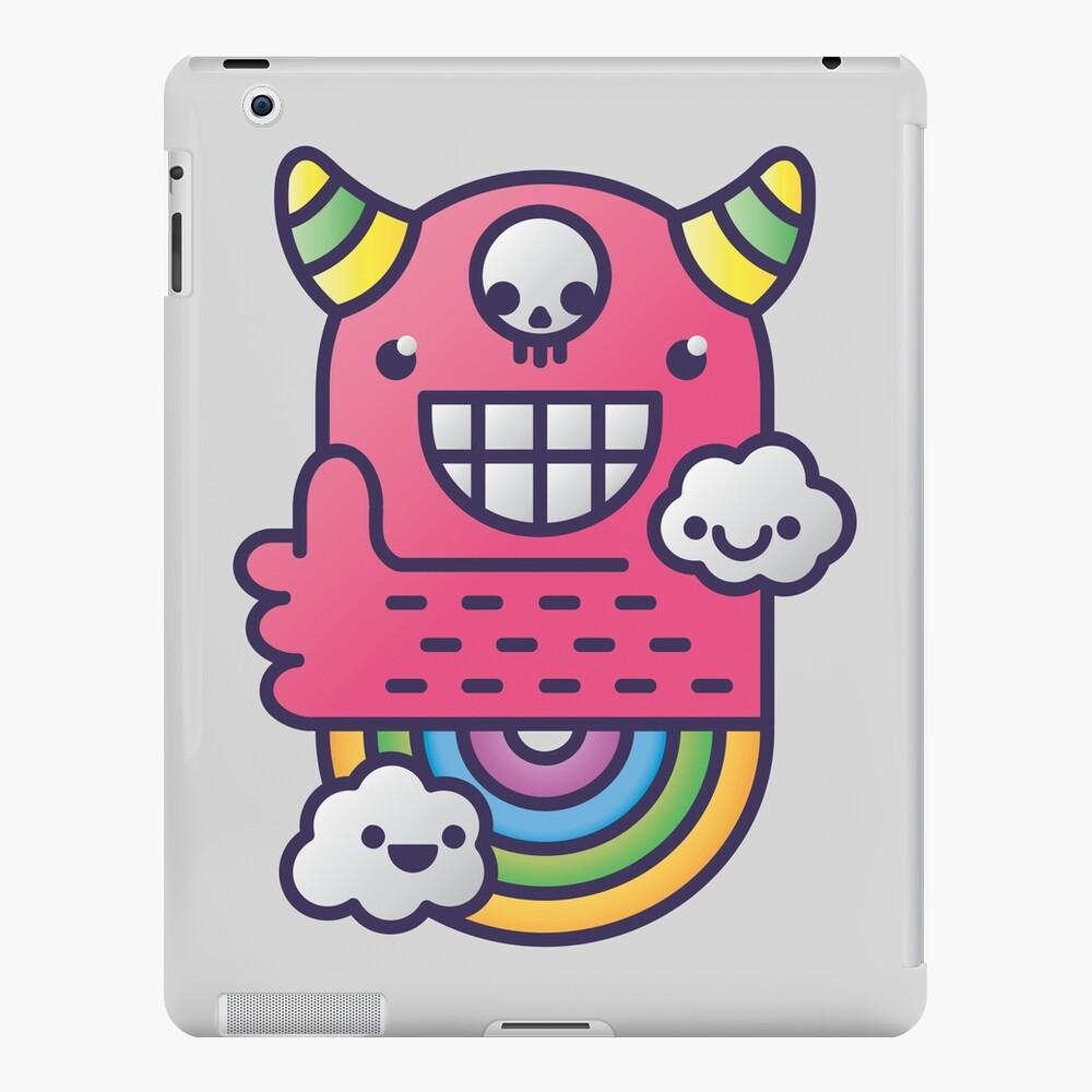 YOU ARE BEST GOOD WEIRD FRIEND iPad Case & Skin
