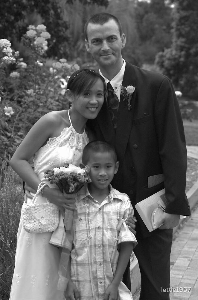 Matt & Donna's Wedding  by lettie1957