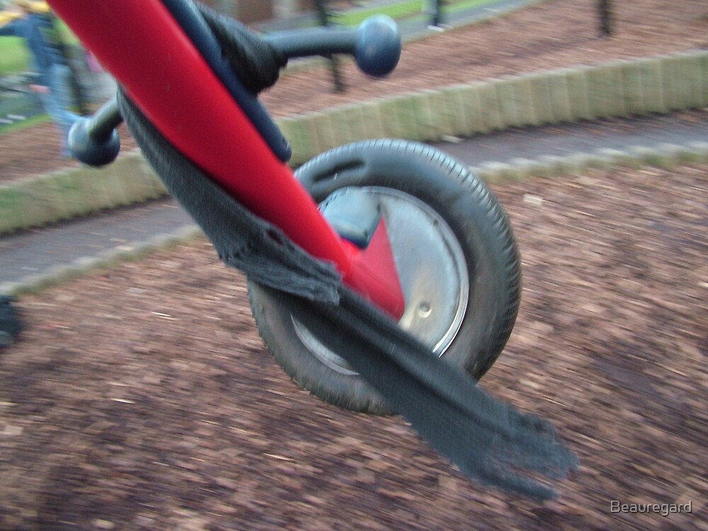 Spin. by Beauregard