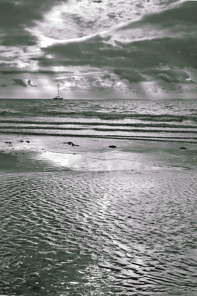 beachscape #2 by Jon Brayford