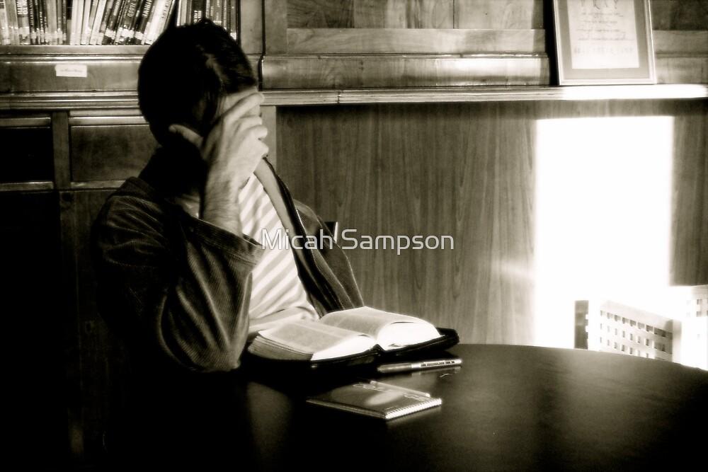 Prayer by Micah Sampson