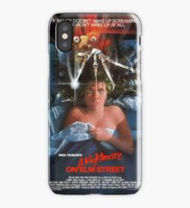 A Nightmare On Elm Street iPhone Case/Skin
