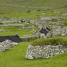 St Kilda, Village Bay, dwellings by JimWhitham