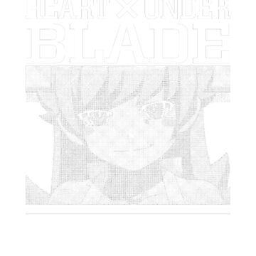 Heart Under Blade by adnauseam