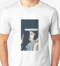 Don't touch my phone Unisex T-Shirt