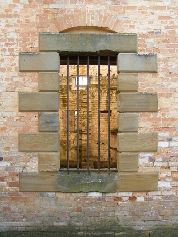 Prison Wall by ThomasMcG