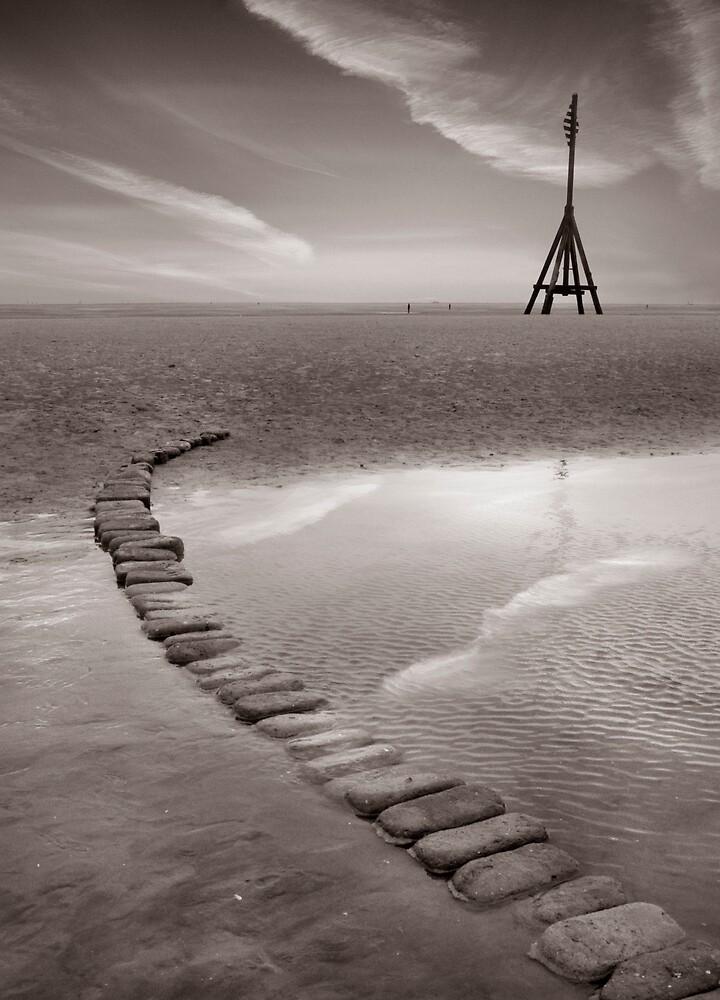 stepping stones by Jon Brayford