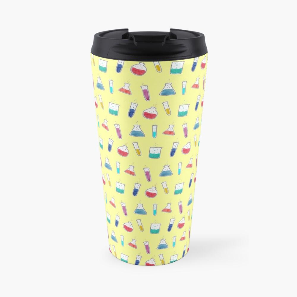 Good Chemistry - Light Background Travel Mug