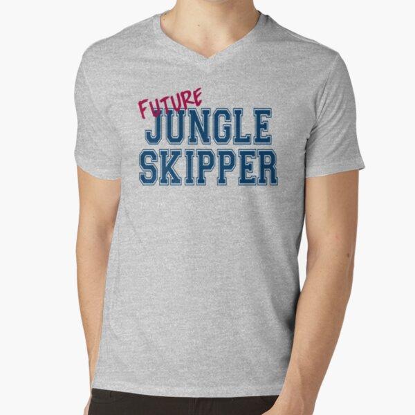 Future Jungle Skipper V-Neck T-Shirt