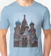 Saint Basil's Cathedral Unisex T-Shirt