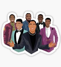 The New Edition Story Sticker