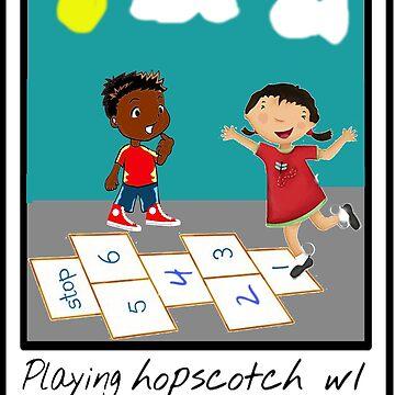 hopscotch wit a thot by datdirtystar