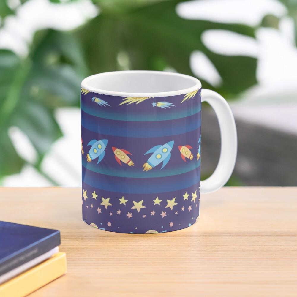 Space Exploration 2.0 Mug