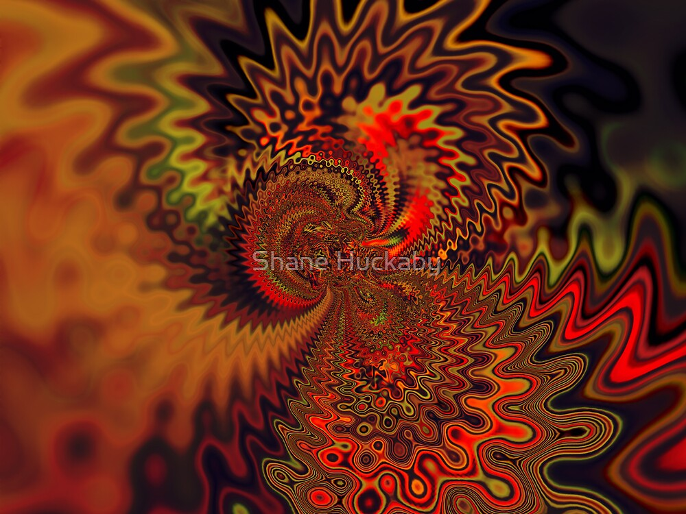 Spinners by Shane Huckaby