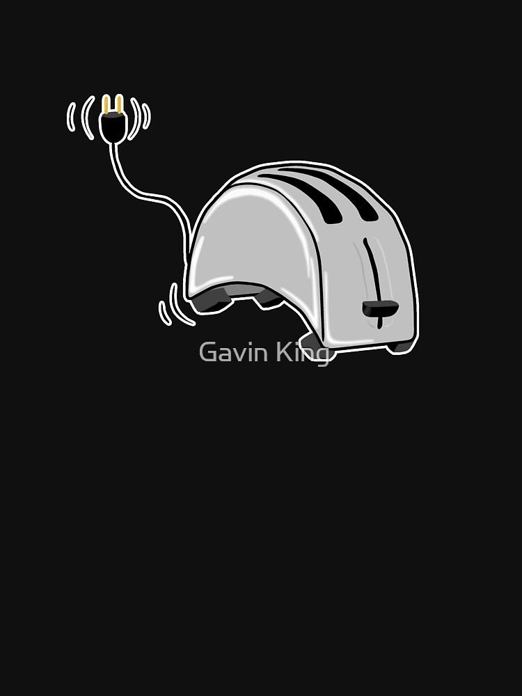 Toaster Dog by gavinkingphotography