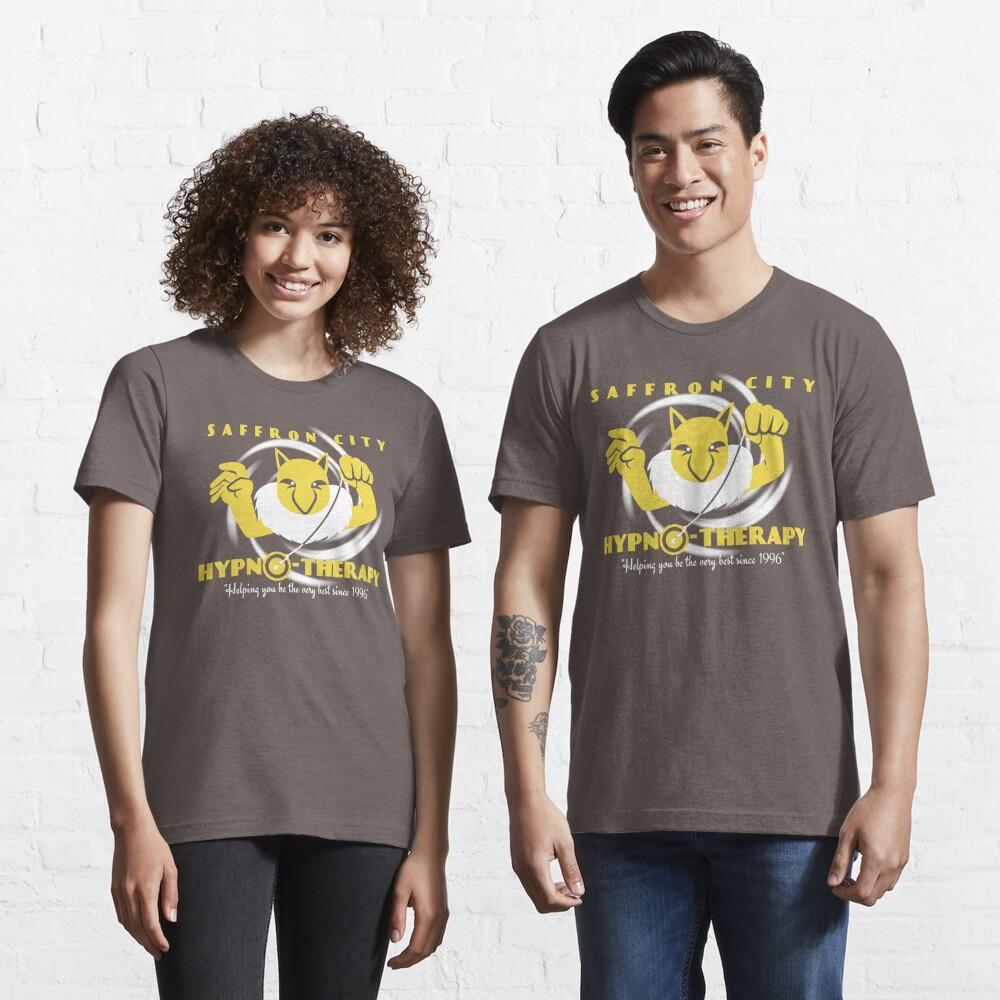 Saffron City Hypno-Therapy Essential T-Shirt