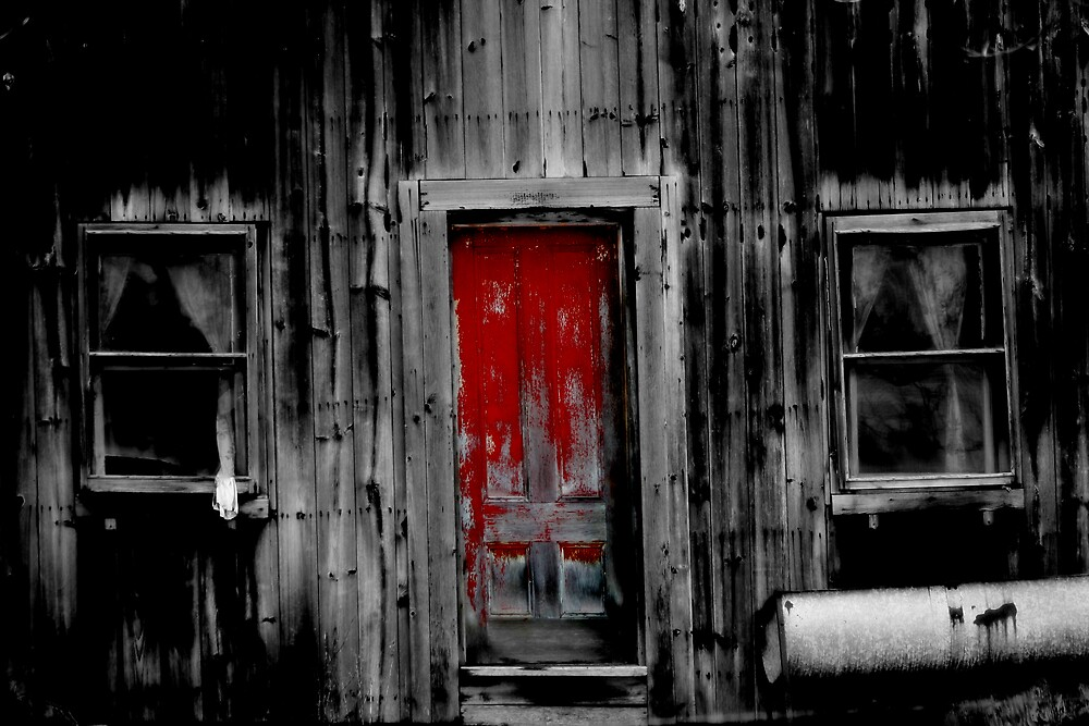 The Red Door by DJ Fortune