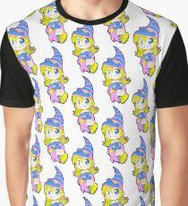 Dark Magician Girl Graphic T-Shirt