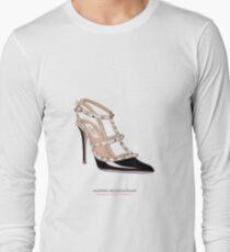black rockstud heels T-Shirt