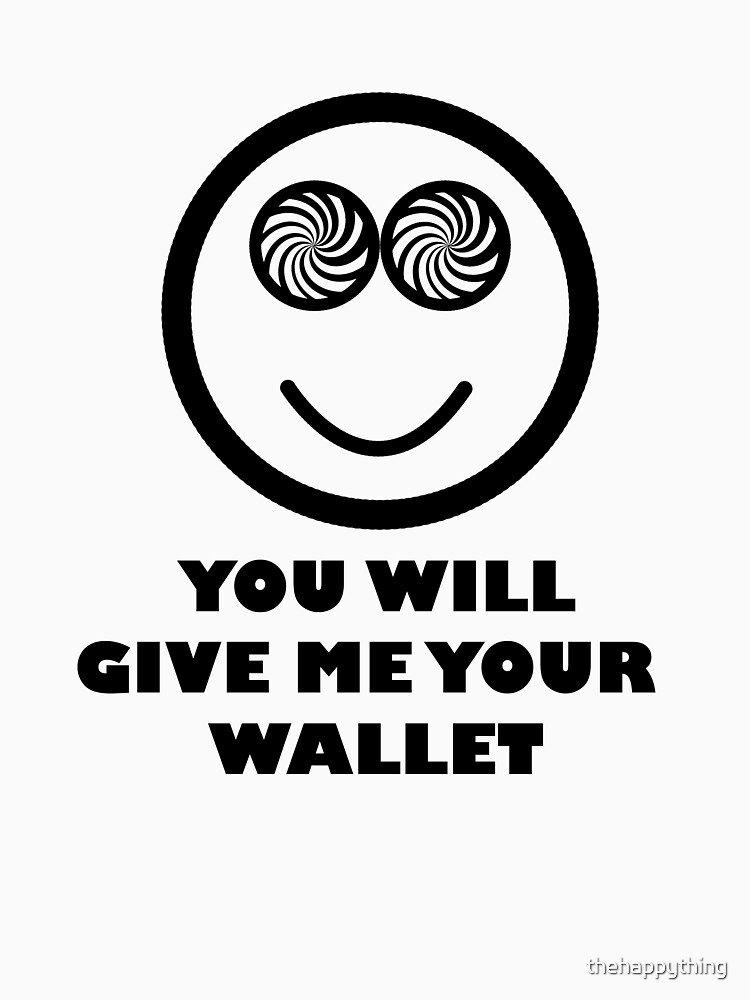 Gimmie Ur Wallet by thehappything