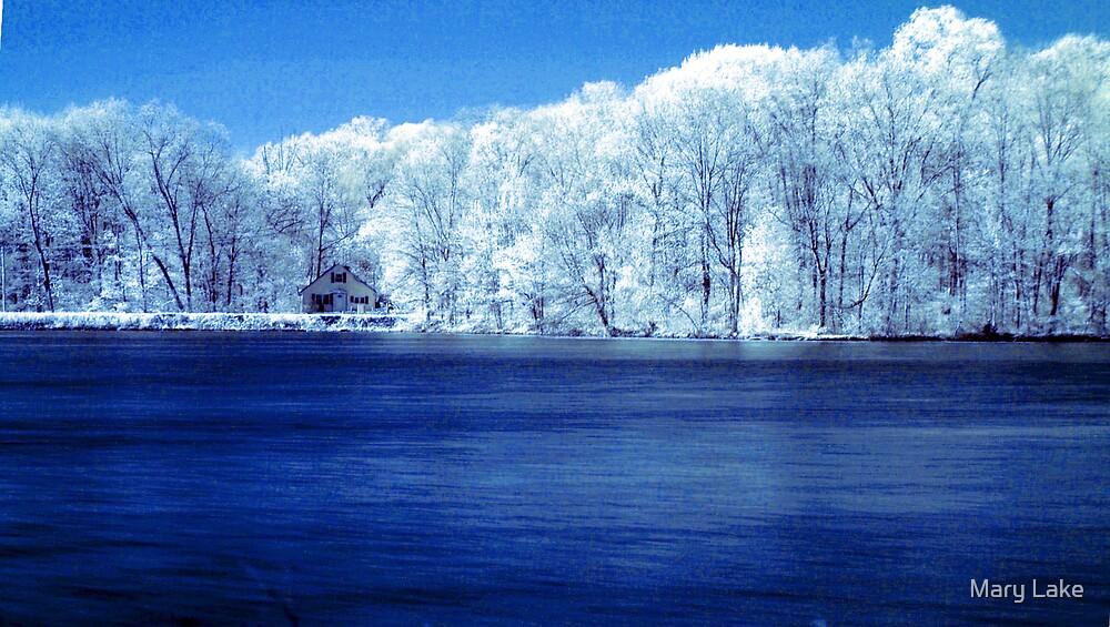 IR Lake by Mary Lake