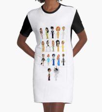 Bianca Del Rio Dresses Graphic T-Shirt Dress