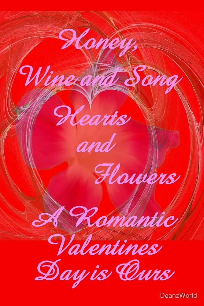 Honey Valentine by DeanzWorld