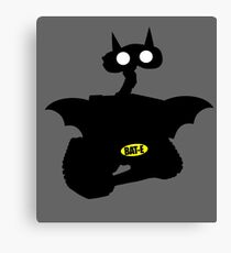 BAT-E: the hero we need right now... Canvas Print