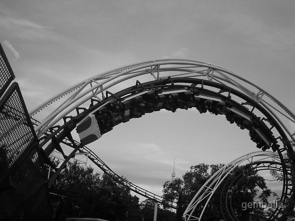 Roller coaster by gemballa